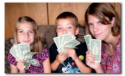Talk to Kids About Money