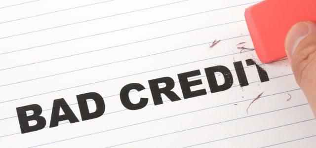 Erase Bad Credit Instantly
