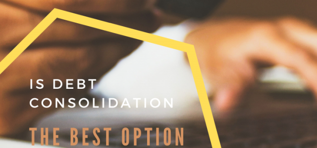 Is Debt Consolidation the Best Option for Credit Card Debt